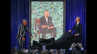 U.S. Presidential portraits