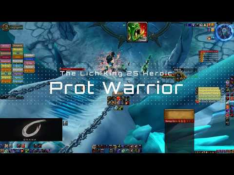 World Of Warcraft 🎇 Cleanshot LOD 🎇 Warrior Pve POV 3.3.5
