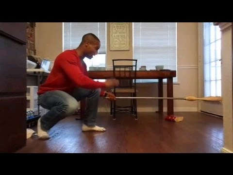 Oldtime Strongman Exercise For Building Hand,Wrist And Forearm Strength