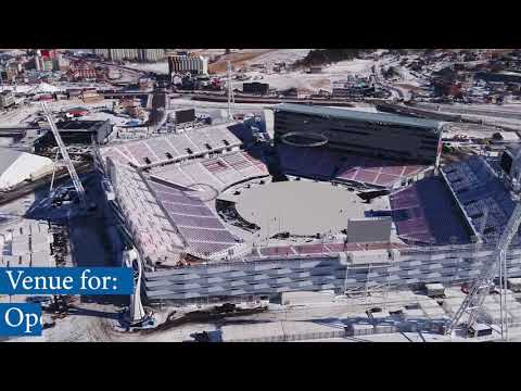 Olympic Stadium | Venues at the PyeongChang 2018 Winter Paralympic Games