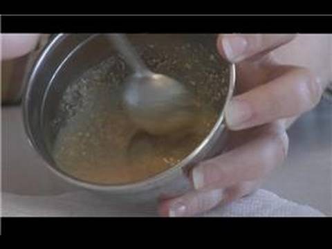 How to Make Organic Skin Cleanser : Mixing Organic Face Cleanser