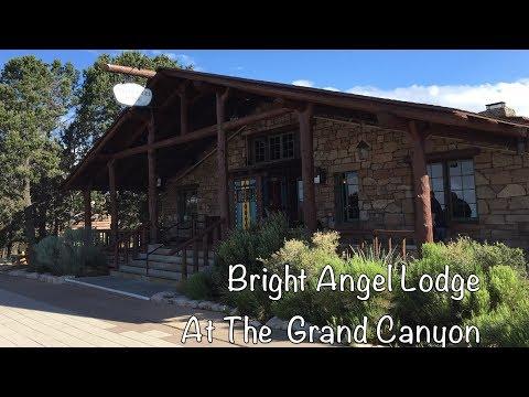 Bright Angel Lodge at the Grand Canyon Village South Rim