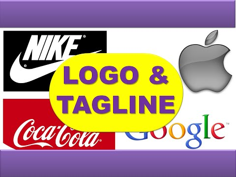 Logo Tag line & Company Name Design Guide lines by Branding Expert Success Coach Nilesh