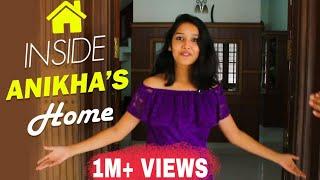 Anikha Beautiful Kerala Home : Inside Tour