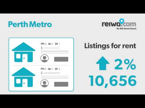 Perth metro April 2017 monthly real estate update