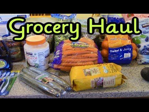 Big Costco Haul and Little Lidl Haul ~ Grocery Haul