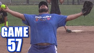 BOSTON RAIN! | On-Season Softball Series | Game 57