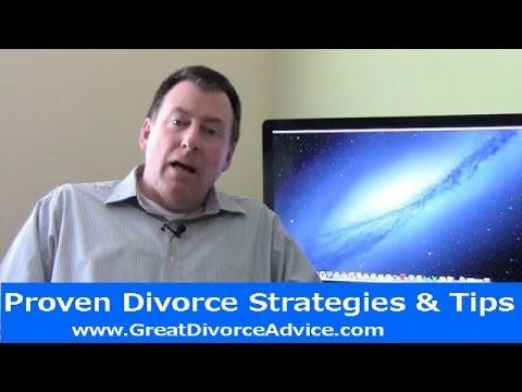 Divorce Strategies for Men - The Critical Piece To Winning Your Divorce