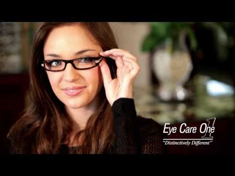 Glasses and Contacts while you wait - Eye Care One