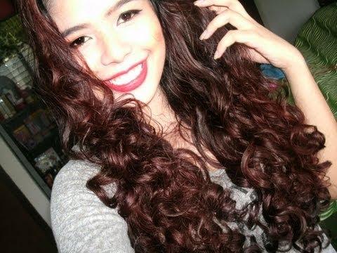 No Heat Baby Wipes Curls- Heatless Big Hair Curls Hair Tutorial 2012