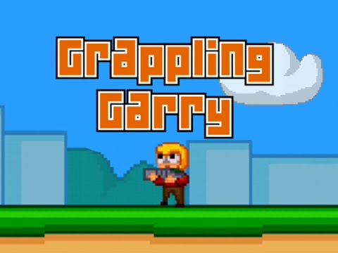 Grappling Garry Game - VERY ADDICTING