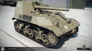 World of Tanks - T56 GMC (7 Kills)