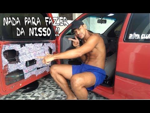 FELTRO AUTOMOTIVO NAS PORTAS ?? = ROTA CLUB 022 =