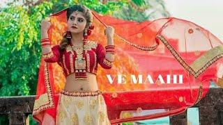 VE MAAHI || ROMANTIC LOVE STORY || ARIJIT SINGH || BY LOVEQUEEN|| FT.SUPARBAA