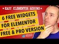 Elementor Addons And Widgets Add Some Great Drag And Drop Elements To Elementor