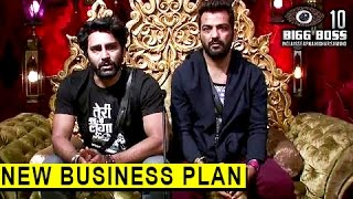 Manu & Manveer New BUSINESS PLAN After BIGG BOSS 10