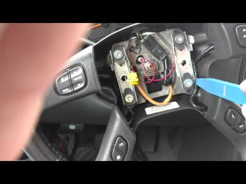 Chevy Truck Steering Wheel Accessory Button Reinstall made easy!
