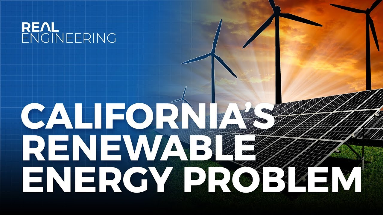 California's Renewable Energy Problem