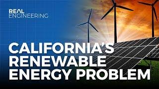 California's Renewable Energy Problem