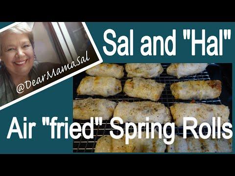 Spring Rolls - Sal &