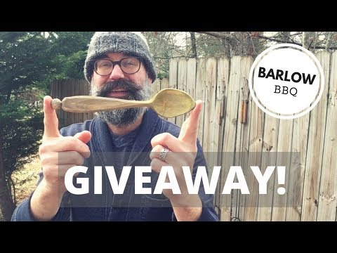GIVEAWAY! Handcarved Spoon from Greenwood Forest Craft