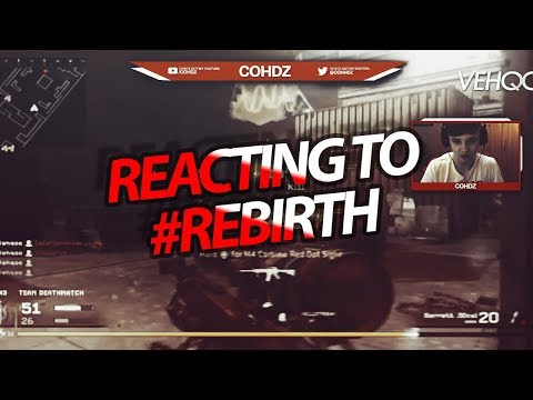 LIVE REACTING TO RED'S #REBIRTH TEAMTAGE! (RED'S BIGGEST TEAMTAGE) @cohhdz