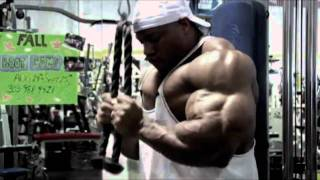Can´t be touched _ Phil Heath Training - Roy Jones