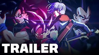 Super Dragon Ball Heroes: World Mission - Nintendo Switch/PC Trailer