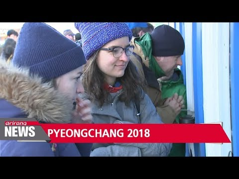 PyeongChang organizers say 99.2% of tickets to opening ceremony were sold