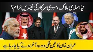 Pak, Malaysia, Turkey, Indonesia, Qatar Move Forward II Imran Khan To Visit Bahrain, Switzerland