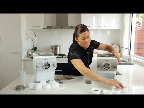 Pasta & Noodle Maker - Which is the right one for me? | Philips | HR2357