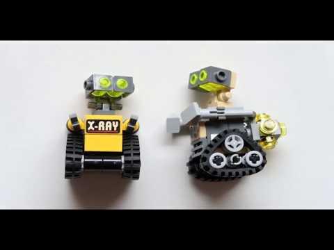 Build your own wall-e robot (DIY)