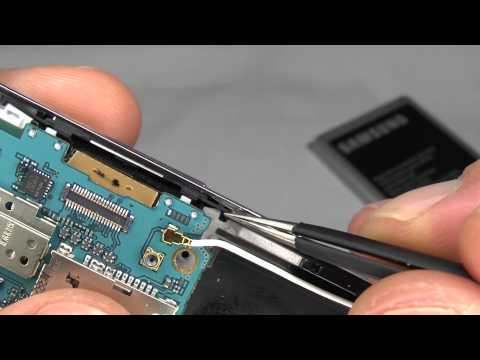 Galaxy Note 3 Volume & Power Key Replacement (Without Removing Mainboard)