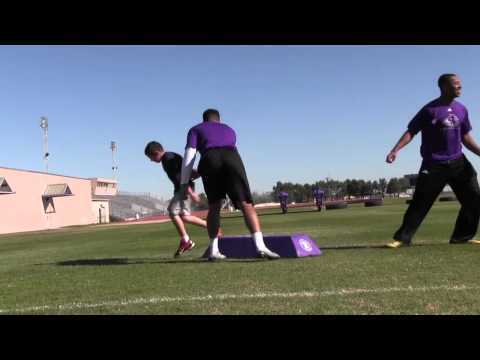 ACU Sports | Danieal Manning Youth Football Camp