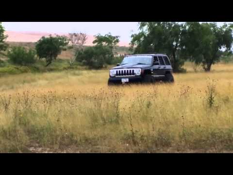 Jeep with ls 6.0 motor