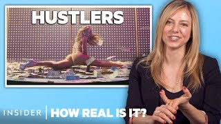 Professional Pole Dancer Rates 10 Pole Scenes In Movies And TV | How Real Is It?