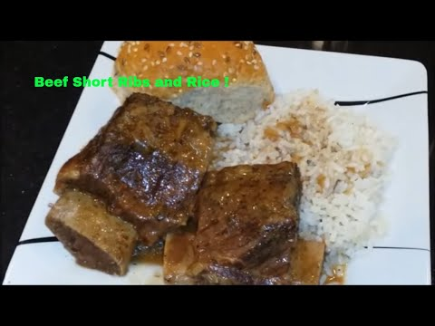 Beef Short Ribs & Gravy: Meso's best