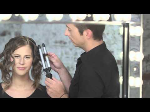 Marcel Waves Hair Tutorial by TRESemmé Style Studio | Medium Length