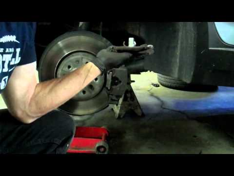 How to change your brake pads. ( BMW )