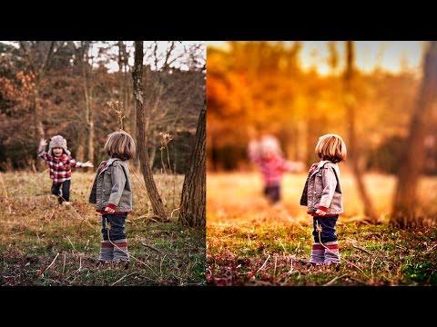 Blur Background / DSLR Effect Tutorial in Photoshop