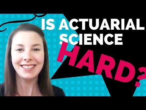 Is actuarial science hard? (My University of Waterloo experience)