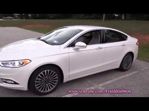 Is the 2017 Ford Fusion Titanium 2.0l really good on gas