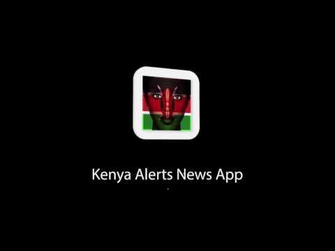 Kenya News Alerts App