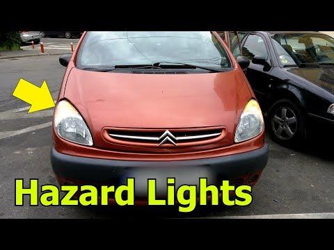 Hazard Lights (Xsara Picasso)