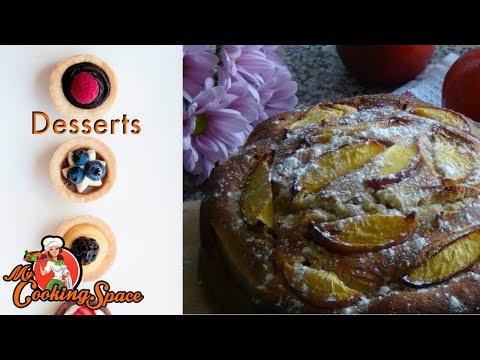 Ricotta Cake - Easy Ricotta Cake Recipe| My Cooking Space