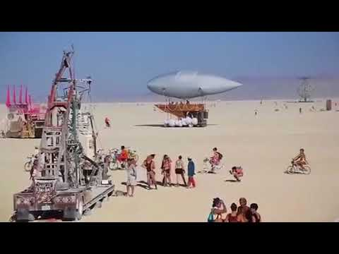 Burning Man festival. Must go.