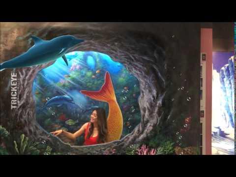 Princess Mermaid, Trick Eye Museum Singapore