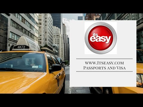 Expedite Passport Visa in New York City