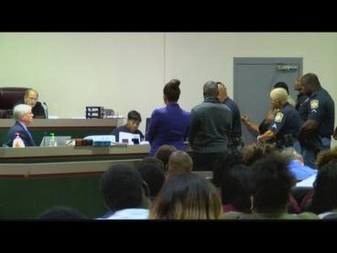 WATCH: Suspect in 3-car accident that killed David Pollard appears in court