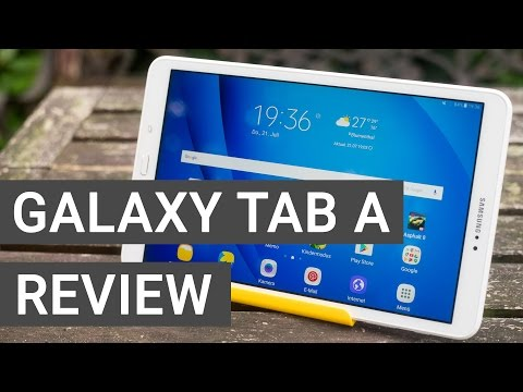 Samsung Galaxy Tab A 10.1 Review - Best Cheap Android Tablet?